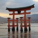 厳島神社の画像