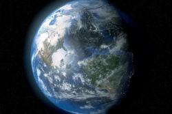 地球の夢を見たときの夢占い・夢診断