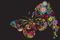 蝶・蛾の夢を見たときの夢占い・夢診断