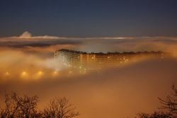 霧の夢を見たときの夢占い・夢診断